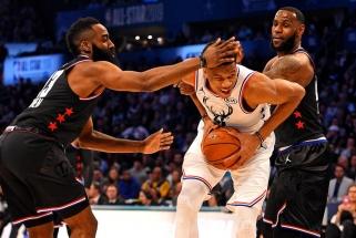 NBA paskelbė pretendentus į individualius apdovanojimus