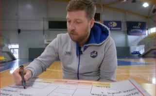 """""""Pieno žvaigždžių"""" treneris G.Petrauskas taip pat dalyvavo spėlionėje: NKL laimės """"Vytis"""""""