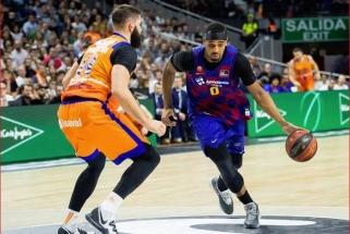 """Ispanijos Supertaurės pusfinalyje """"Barca"""" laimėjo sunkiai, """"Real"""" išsityčiojo iš E.Mockevičiaus ekipos"""