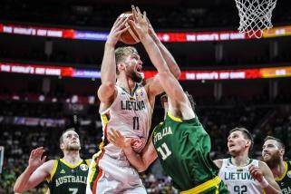 FIBA vadovas: į olimpines atrankas turėtų spėti dauguma NBA žaidėjų