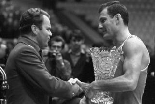 Ypatinga garbė: FIBA Šlovės muziejų papildys vienas geriausių visų laikų Lietuvos krepšininkų