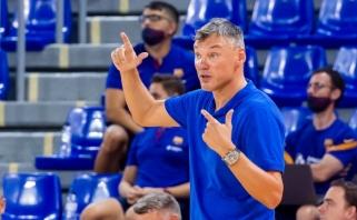 """Š.Jasikevičius: """"Žalgiris"""" – viena didžiausių krepšinio organizacijų Europoje"""