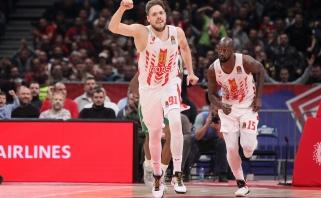 """""""Crvena Zvezda"""" įvardijo stipriai sumažėjusį kito sezono biudžetą"""