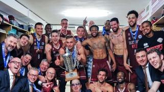 FIBA Europos taurės turnyre - G.Oreliko klubo triumfas