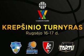 V.Garastas: Klaipėdą galėčiau pavadinti tikru krepšinio miestu (komentarai)