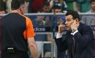 Eurolygos čempionai oficialiai pratęsė kontraktą su vyriausiuoju treneriu