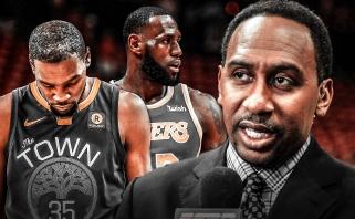 """S.A.Smithas: jei Durantus bus pačiu savimi, """"Nets"""" pateks į finalą, LeBronas jo laukia"""