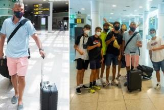 Į Barseloną atvykęs Jasikevičius: darbai jau pradėti