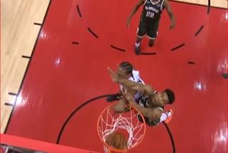 NBA Top 5 viršūnėje - K.Leonardo dėjimas nepaisant jį stabdžiusio G.Antetokounmpo
