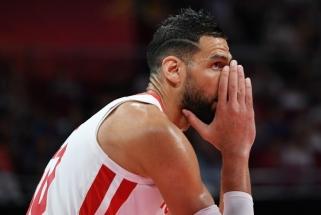 """Traumuotas milžinas iš Tuniso nepadės """"Real"""" komandai dvikovoje su """"Žalgiriu"""""""