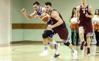 T. Jogėla žaidė solidžiai, o Rygos klubas išlygino bronzinės serijos rezultatą