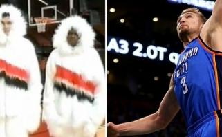 D.Sabonio laukia ypatingas NBA vakaras - tiesioginė akistata su tėvo bendražygiu
