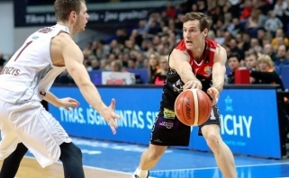 B.Madgenas: Lietuvoje visi išmano krepšinį (interviu)