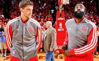 Ch.Parsonsas: J.Hardenas - pirmosios NBA sezono pusės MVP