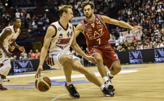 Invazija į Ispaniją: ACB lygoje - jau devintas lietuvis