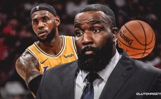 K.Perkinsas įvardijo, kas turėtų gauti šio NBA sezono individualius apdovanojimus