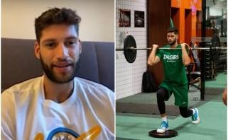 """Argentinietį sužavėjo Kaunas ir """"Žalgiris"""": čia - kaip NBA"""