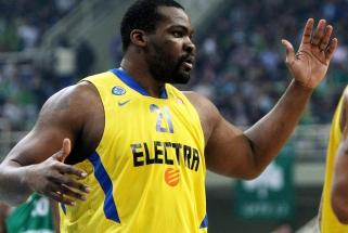 """D.Blu atmetė """"Maccabi"""" kvietimą sugrįžti, S.Schortsanitis sparčiai sveiksta"""