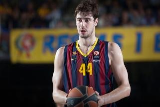 """Barcelona"" pratęsė sutartį su ilgamečiu savo krepšininku"