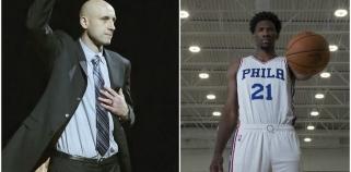 Darbuojasi NBA: Ž.Ilgauskas padeda likimo broliui
