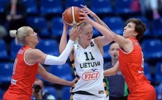 Olimpinė svajonė žlugo: moterys pralaimėjo turkėms (komentarai)