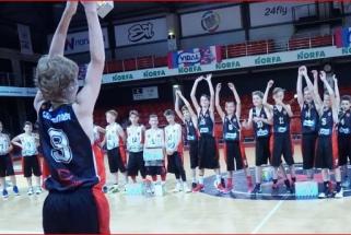"""""""BC """"Lietuvos rytas"""" Vidal"""" čempionatą laimėjo VGTU krepšininkai"""