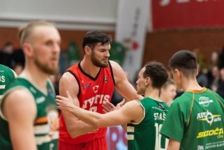 """NKL: D.Lavrinovičius nukalė pergalę, """"Žalgirio"""" jaunimas nusileido lyderiams, """"Ryto"""" - """"Neptūno"""" dubleriams"""