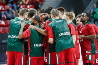 """Būsimas """"Lietkabelio"""" varžovas - du lietuvius turintis Krasnodaro klubas"""