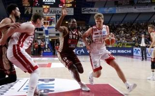 Lietuvių vedama Milano komanda išlygino pusfinalio serijos rezultatą