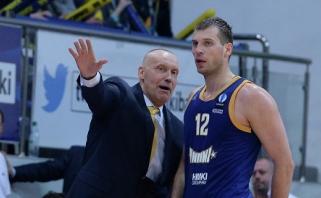 """""""Chimki"""" kapitonas S.Monia lieka komandoje jau dešimtam sezonui"""