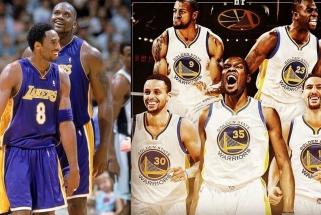"""Jeffesonas pasirinko, kas buvo pajėgesni – 2001-ųjų """"Lakers"""" ar 2017-ųjų """"Warriors"""""""