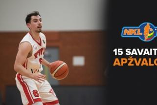 NKL apžvalga: istorinis lygos rekordas ir pasikeitęs naudingiausias krepšininkas