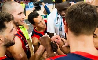 Ispanijoje - įtikinama T.Sedekerskio klubo pergalė prieš J.Mačiulio ekipą