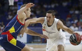 """""""Real"""" be J.Mačiulio Ispanijos čempionate startavo sunkia pergale"""
