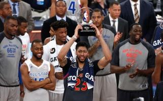 """NBA pakeitė """"Visų žvaigždžių"""" mačo formatą - nebebus """"Rytų"""" ir """"Vakarų"""" dvikovos"""