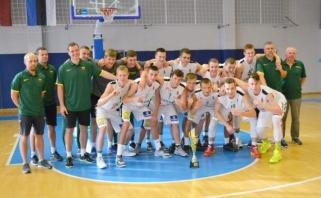 Kaune jaunimo rinktines sužaidė dar trejas rungtynes su užsienio komandomis