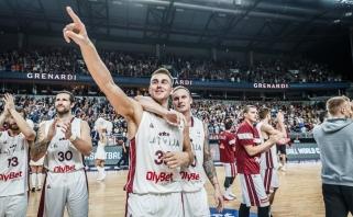 Ispanai pralaimėjo pirmą kartą - Ukrainoje, Europos čempionai - Latvijoje (rezultatai)