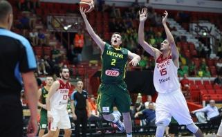 Lietuviai nukovė favoritais laikytus turkus ir pateko į Europos čempionato finalą!