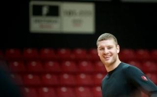 D.Redikas sėkmingai debiutavo Latvijos čempionate