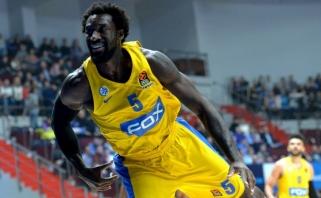 """""""Maccabi"""" suskubo pratęsti sutartį su vienu iš komandos lyderių"""