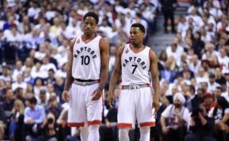 """Raptors"" - per žingsnį nuo NBA Rytų konferencijos finalo"