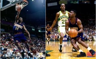 Žalgiriečio žvaigždės valanda: kaip R.Packas išpakavo didžiausią siurprizą NBA istorijoje