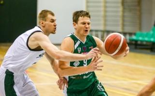 """35-erių """"Perlo"""" veteranas tapo NKL savaitės MVP"""