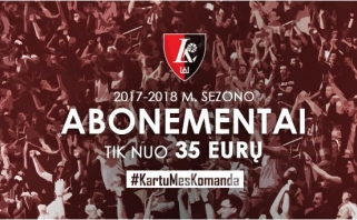 """""""Lietuvos ryto"""" aistruoliams - abonementai neregėtomis kainomis"""