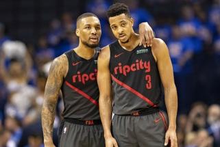 """C.J.McCollumas paaiškino savo žodžius, kad NBA žaidėjai gyvena """"nuo algos iki algos"""""""