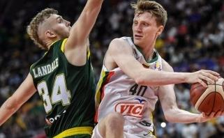 Atnaujintas pasaulio čempionato reitingas: Lietuva - viduryje, australai aplenkė amerikiečius