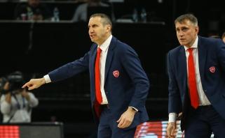 """""""Olympiakos"""" nežais ketvirtfinalyje prieš """"Panathinaikos"""" ir iškrito į antrąją lygą"""