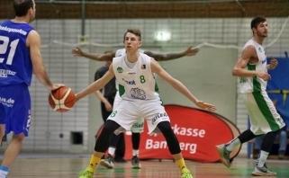 A.Kulbokos ekipa pateko į FIBA Čempionų lygą, lietuvio indėlis - svarus