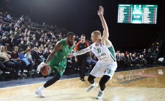 Adomaičio kariaunoje – NBA ir Eurolygos patirties turintis puolėjas