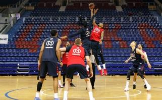CSKA žvaigždė M.Jamesas neišgelbėjo saviškių nuo sutriuškinimo